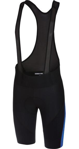 Castelli Velocissimo IV Bibshorts Men black/surf blue